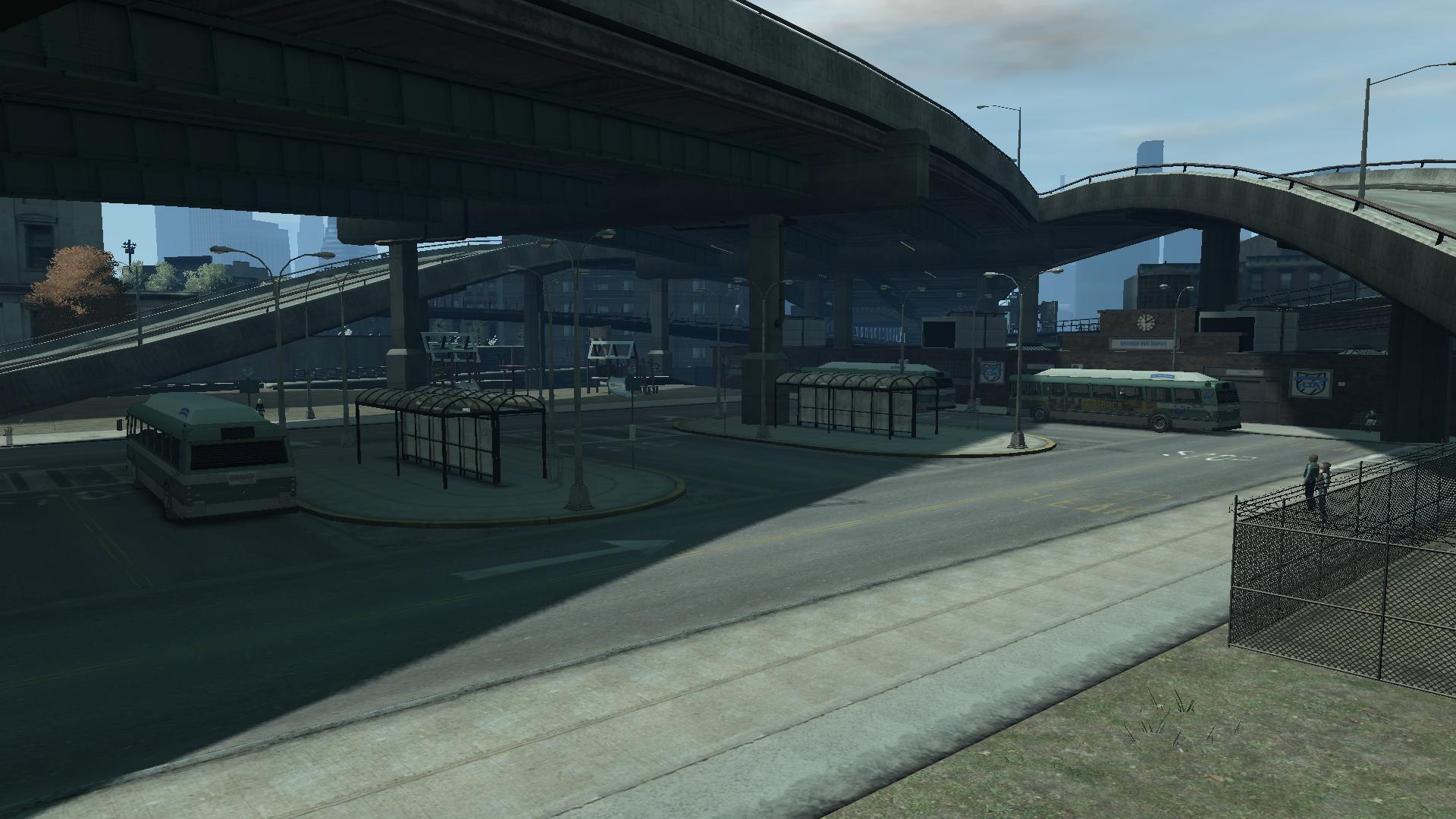Broker Bus Depot