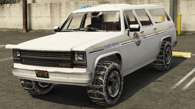 Polizei-Rancher (V)