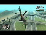 GTA- San Andreas (2004) - Up, Up and Away! -4K 60FPS-