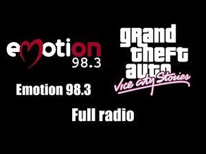 GTA- Vice City Stories - Emotion 98.3 (Rev