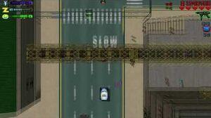 GTA 2 (1999) - Radio Za-Za! 4K 60FPS