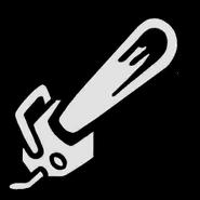 Kettensägen-Icon, SA