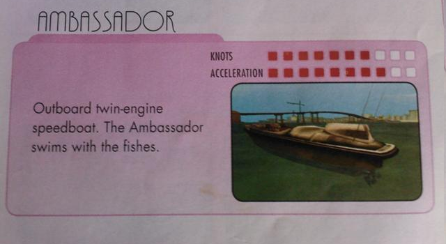 Ambassador (VCS)