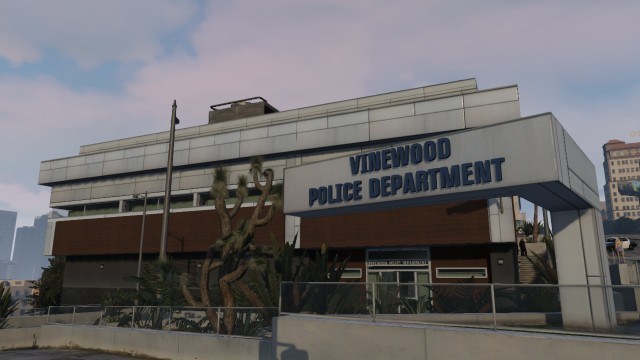 Vinewood Police Department