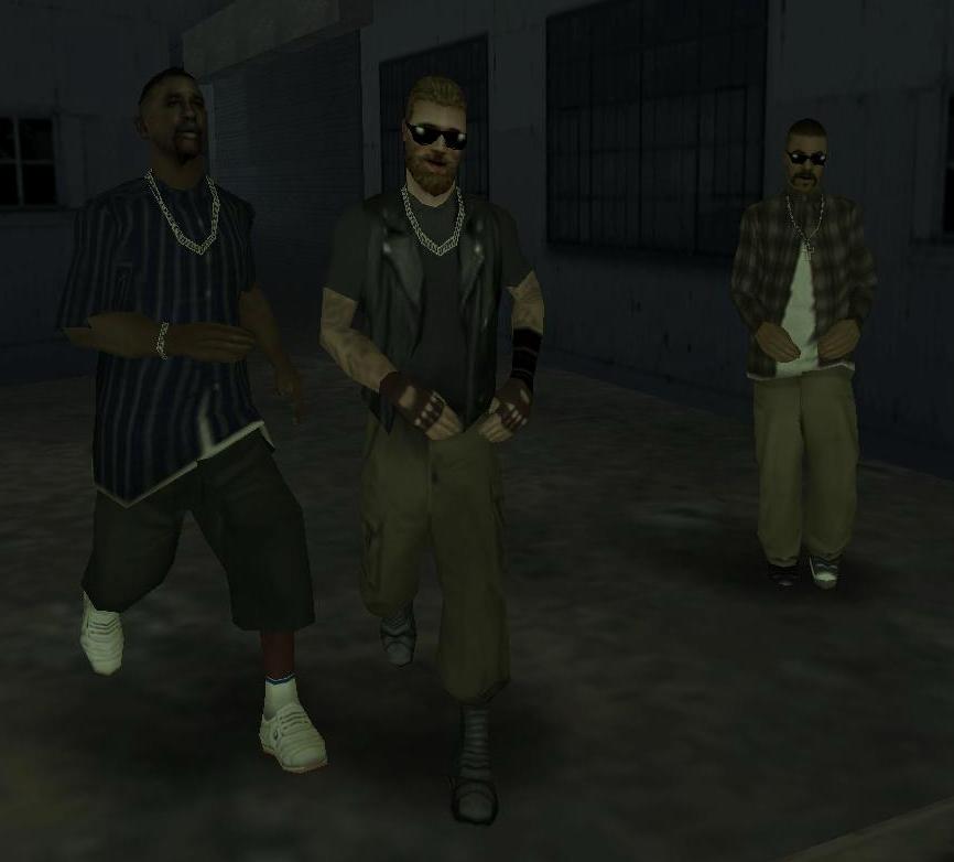 Straßenkriminelle (SA)