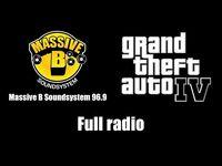 GTA IV (GTA 4) - Massive B Soundsystem 96