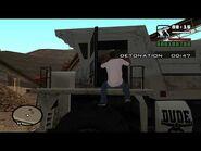 GTA- San Andreas (2004) - Explosive Situation -4K 60FPS-