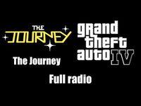 GTA IV (GTA 4) - The Journey - Full radio