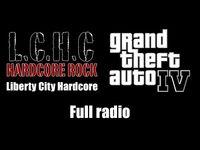 GTA IV (GTA 4) - Liberty City Hardcore - Full radio