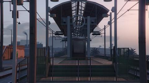 Puerto Del Sol Station