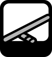 Schlagstock-Icon (LCS)