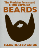 The Modular Forms and Eliptic Curves of Beards
