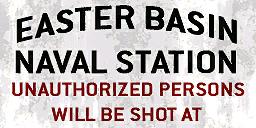 Easter Basin Naval Station