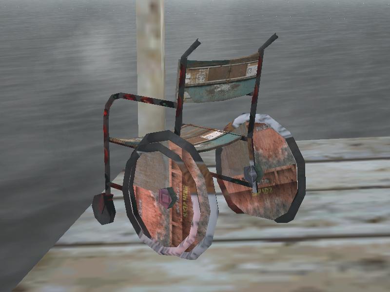 Rollstuhl (SA)