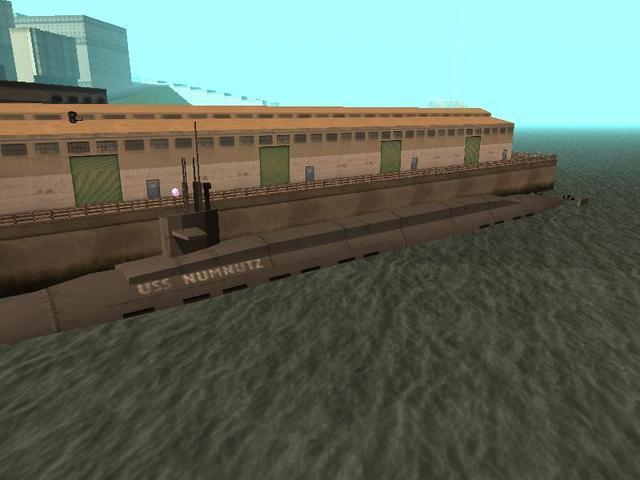 USS Numnutz (SA)