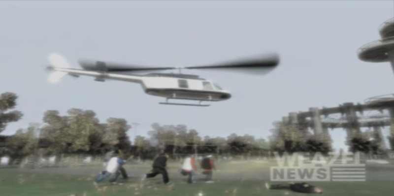 Weazel Chopper (IV)