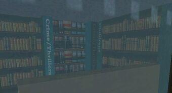 Buchhandlung North Point Mall Innen 2