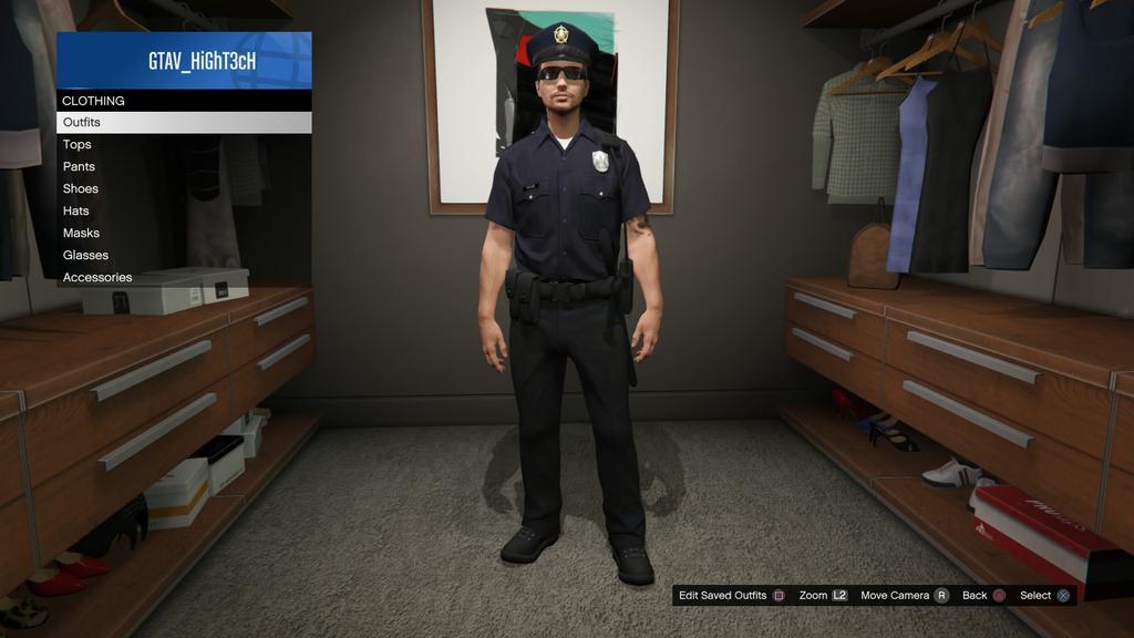 Cop (V)