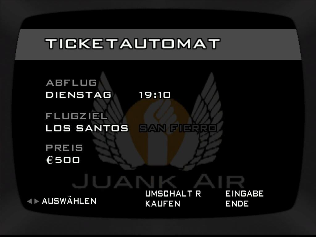 Ticketautomaten