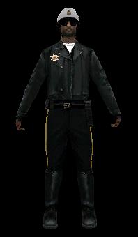 Motorrad-Cop 1 (SA)