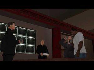 GTA- San Andreas (2004) - Fish in a Barrel -4K 60FPS-