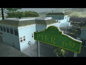 GTA- San Andreas (2004) - Pier 69 -4K 60FPS-
