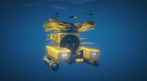 Kraken-Tauchboot (V)