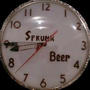 Sprunk-Uhr