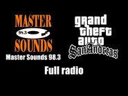 GTA- San Andreas - Master Sounds 98.3 (Rev