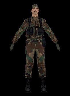 Soldat 1 (SA)