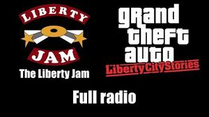 GTA Liberty City Stories - The Liberty Jam Full radio