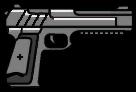 Pistole Kaliber .50 (V)