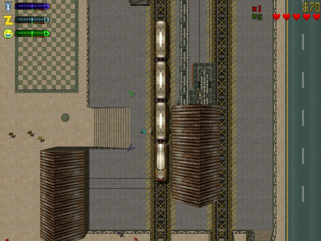 Bahnhöfe (2)