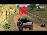 GTA- San Andreas (2004) - Monster -4K 60FPS-