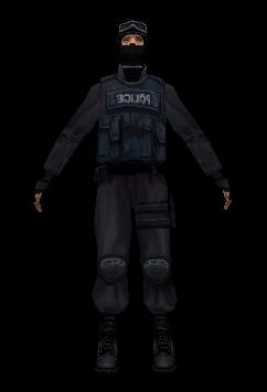 SWAT-Einheit (SA)