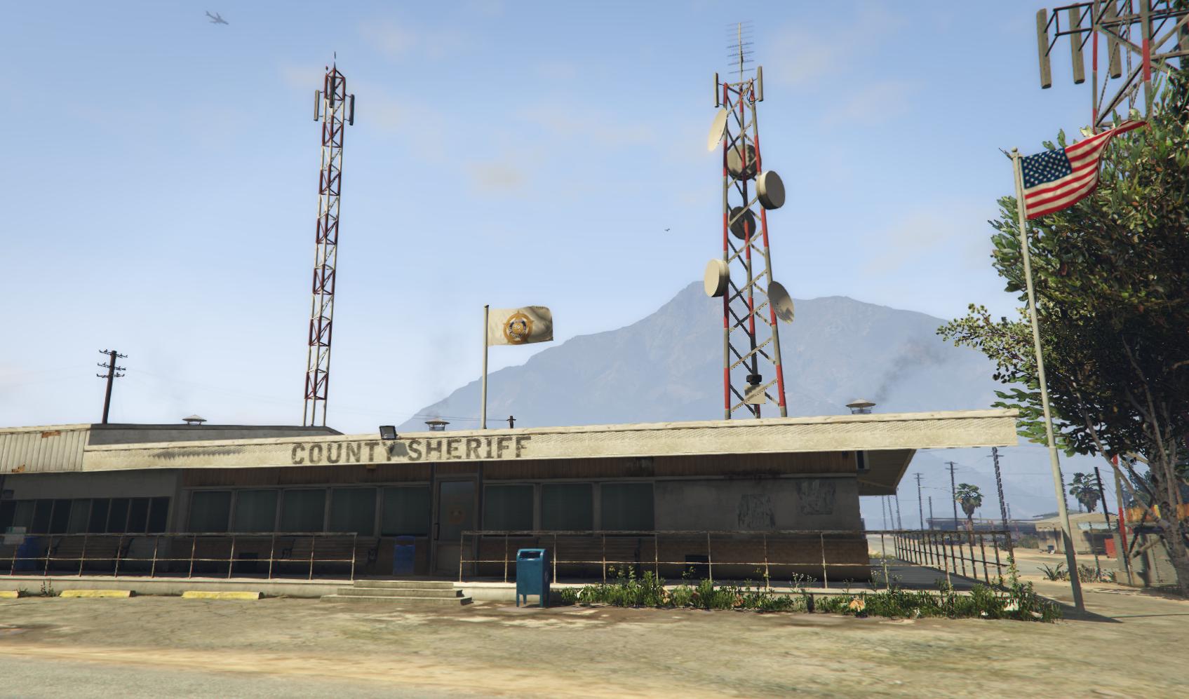 Sandy Shores Sheriff's Office