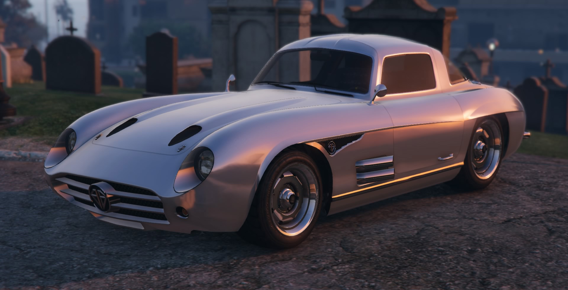 Stirling GT (V)