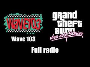 GTA- Vice City Stories - Wave 103 (Rev