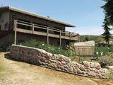 Beaver Bush Ranger Station