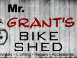Mr. Grant's Bike Shed