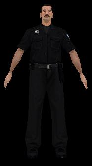 SFPD-Polizist 5 (SA)