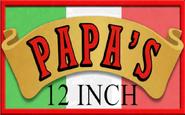 Papa's-12-Inch-Logo