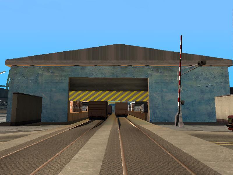 Ocean-Docks-Frachtbahnhof