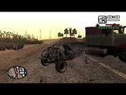 GTA- San Andreas (2004) - High Noon -4K 60FPS-