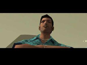 GTA- Vice City (2002) - Mall Shootout -4K 60FPS-