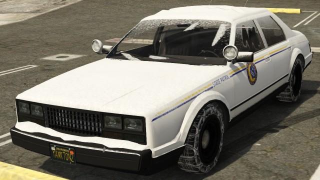 Polizei-Roadcruiser (V)