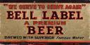 Bell Label Beer