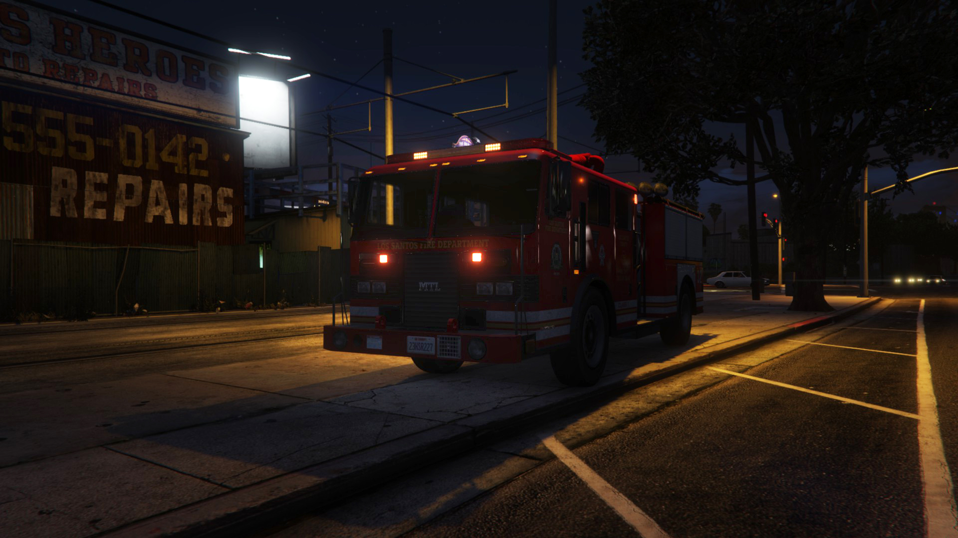 Feuerwehrwagen (Mission)