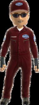 Avatar 360 Bugstar Outfit V