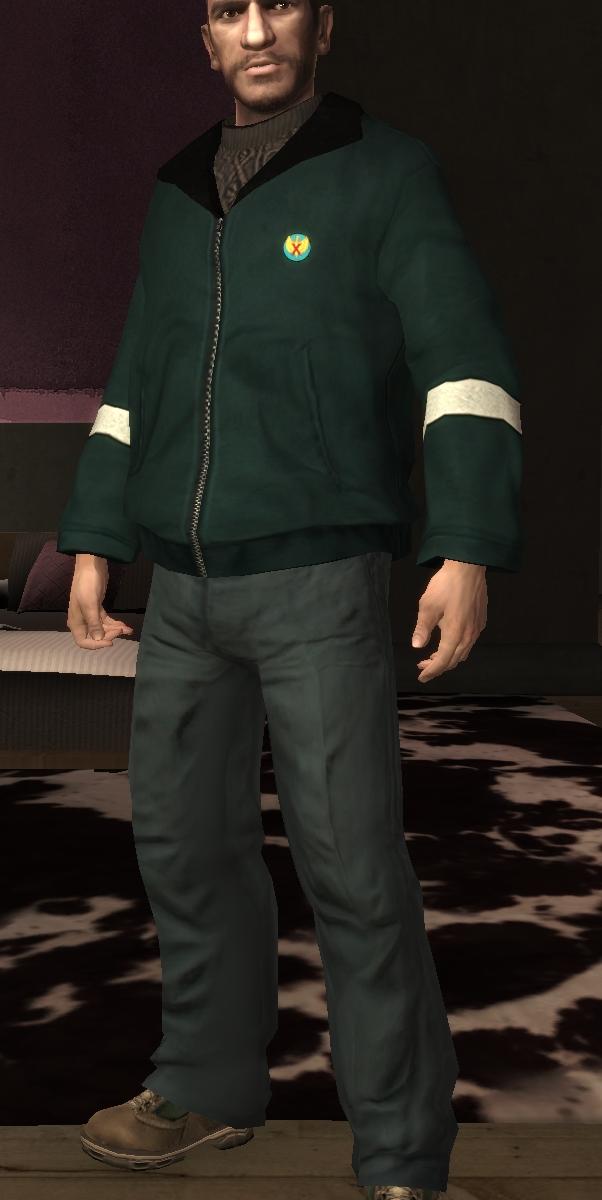 Müllmann-Outfit (IV)
